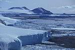 antarktische Schelfeiskante