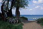Radwandern an der Ostsee