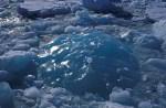 ice flow frim underneath