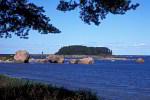 erratic boulders in Baltic
