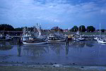 fishing boats in Greetsiel