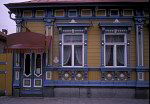 wooden house in Rauma
