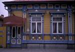 Hausfassade in Rauma