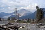 Vulkan Unzen nach Ausbruch von 1991