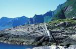 Gneis auf Lofoten