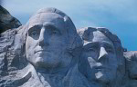Mount Rushmore George Washington Thomas Jefferson