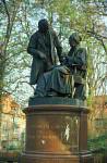Denkmal Gauss und Weber in Göttingen