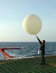 Ballonaufstieg