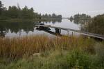Bootssteg bei Kalmar