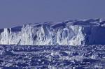 Eisberg im packeis