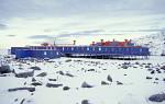 Italienische Forschungsstation Terra Nova in Antarktis