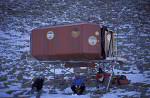 Deutsche Sommerstation Lillie-Marleen in Antarktis