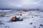 deutsche Sommerstation Gondwana in Antarktis