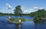 Götakanal am See Viken