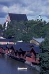 Porvoo Altstadt