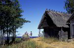 Fischerhütte im Lahemaa-Nationalpark