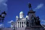 Standbild Zar Alexander II in Helsinki