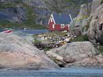 Müll bei Inuitdorf Aappilattoq