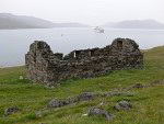 viking settlement Hvalsey on Greenland