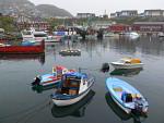 Julianehåb Qaqortoq boat