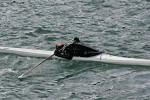 Inuit in Kayak