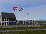Nuuk Flaggen