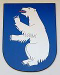 Kangerlussuaq Eisbärenwappen