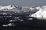 Disko Bucht Eisberge