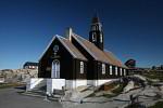 Ilulissat alte Kirche