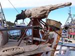 Sisimiut Holsteinborg whaling canon