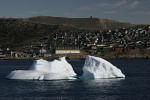 Eisberg vor Upernavik
