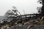 erosion at Cape Arkona