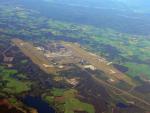 Gardamoen Flugplatz von Oslo