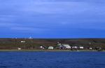 Preobrazheniya Island abandon research station