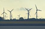 Windkraft an ostfriesischer Küste