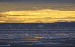 Abend vor Scoresbysund