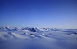 Antarktis Inlandeis