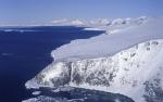 antarktische Küste