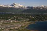 Tromsø Flugplatz Langnes