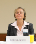 professor Karin Lochte