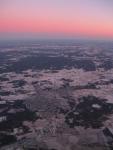 Dämmerung über Südnorwegen