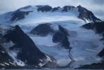 Gletscher in Nordwest-Spitzbergen