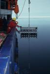 longtime water sampler on Polarstern