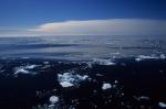 drift ice in arctic