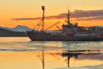 polar research vessel Lance