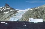 Gletscher im Prins Christiansund