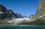 glacier in Prins Christiansound