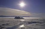 Eisberg im lancastersund