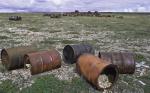 Müll in der Arktis