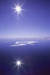 arktische Sonne